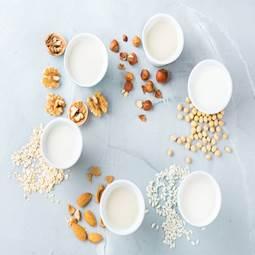 صورة للفئة الجوز و البذور و حبوب الحليب
