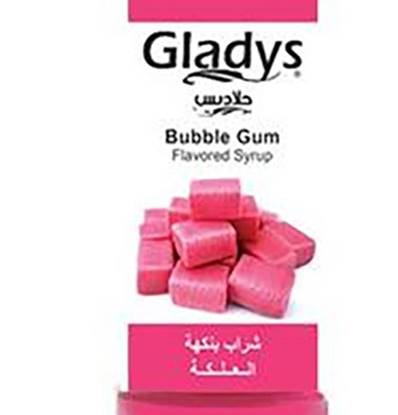 Picture of Gladys  Bubble Gum Syrup  4Ltr