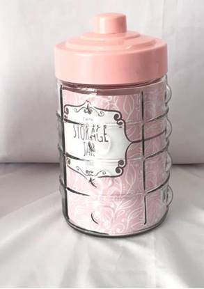 Picture of BUTTON STORAGE JAR 1350ML