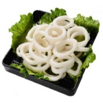 Picture of Frozen Squid Ring 10x1kg 5 - 8