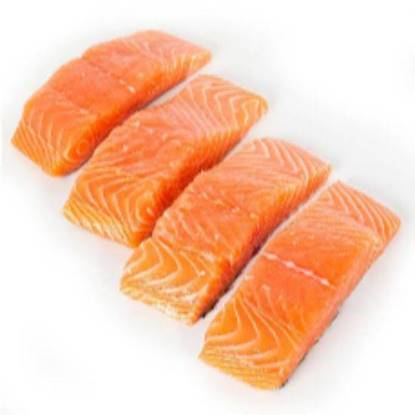 Picture of Frozen Smoked Salmon