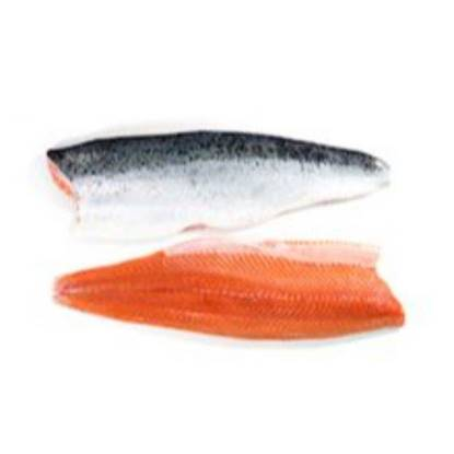 Picture of Frozen Salmon Fillet Fish Skin On