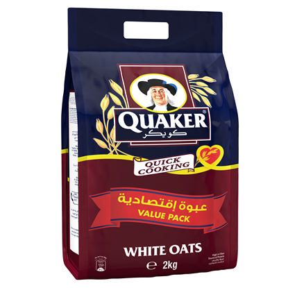 Picture of Quaker Oats (Pouch) 2 KG