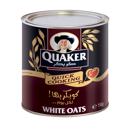 Picture of Quakers Oats(Tin) 1 KG