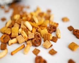 صورة للفئة وجبات خفيفة من البروتين