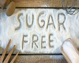 صورة للفئة منتجات خالية من السكر