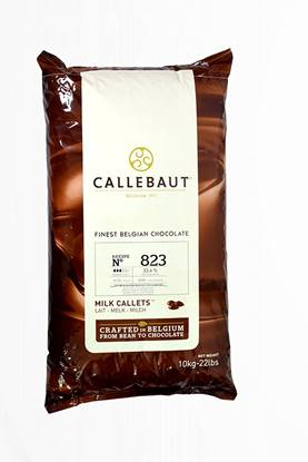 Picture of Callebaut Milk Couverture Coins (  10.000 KG * 1 Pouch )