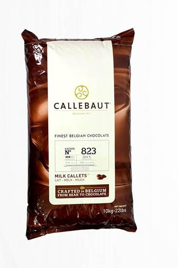 Picture of Callebaut Milk Couverture Coins (  10.000 KG * 1 Pouch )