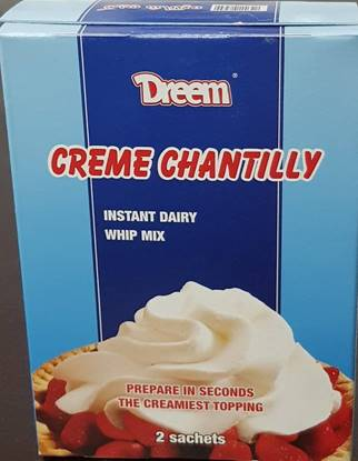 Picture of Dreem Shantieh Cream 4X36 GM (  144 GM * 12 Box )