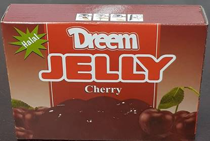 Picture of Dream Jelly Cherry  ( 85 GM * 144 Box )