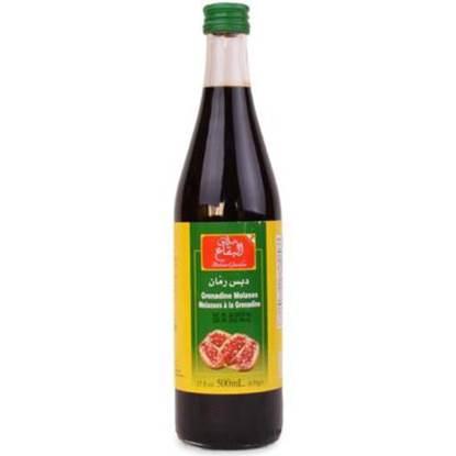 """Picture of 12 × Glass Bottle (500 ml) of Grenadine Molases """"Bekaa Garden"""""""