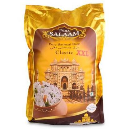 "Picture of 20 * 1 kg of XXL Pure Basmati Rice ""India Salaam"