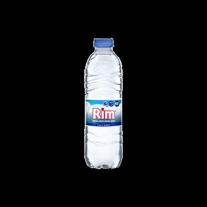 """الصورة: مياه نبع معدنيه """" ريم """" 12 حبة * 500 ملي"""