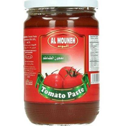 الصورة: المونة معجون طماطم 660 غ