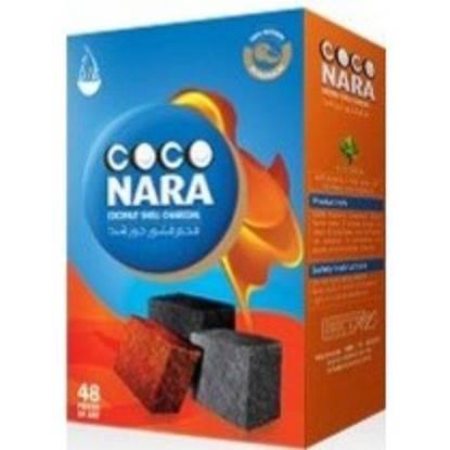 Picture of Coco Nara Medium  charcoal 48 pcs