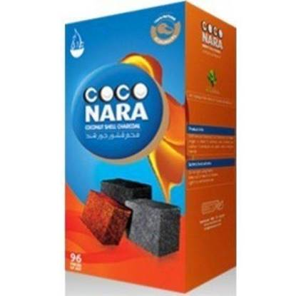 Picture of Coco Nara Large  charcoal 96 pcs