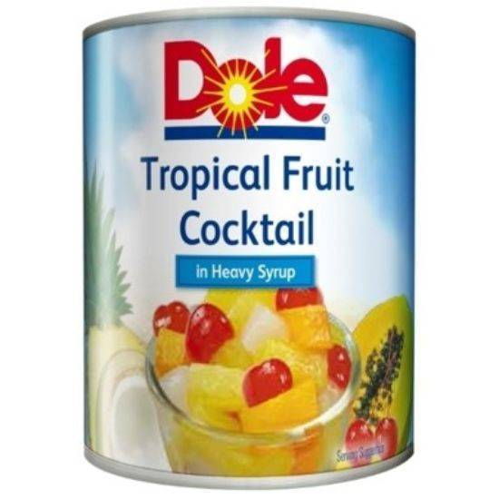 Picture of Dole Tropical Fruit Cocktail in Heavy Syrup 439 gr