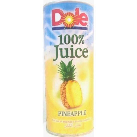 صورة عصير اناناس طبيعي 100 % 250 مل علامة دول