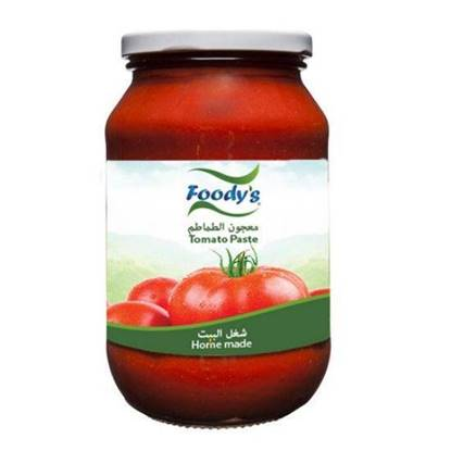 الصورة: فوديـز معجـون طماطـم 1400 غ