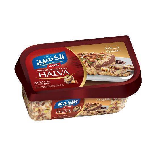 Picture of Kasih Super Halawa With Nuts & Chocolate 450 gr