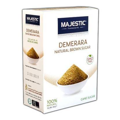 Picture of Majestic Demerara Natural Brown Sugar  1kg