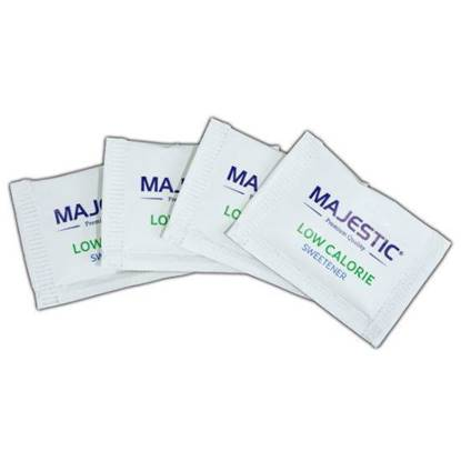 Picture of Majestic Low Calorie Sweetener Sachet  100g
