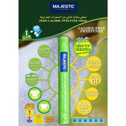 Picture of Majestic Zero Calorie Sweetener Spray 100 sprays 12 ml