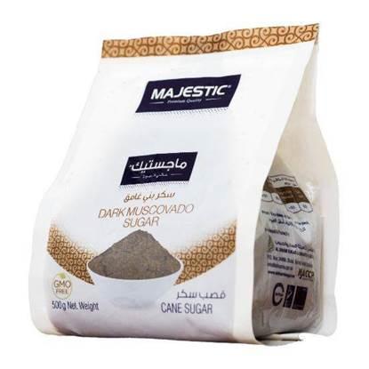Picture of Majestic Dark Muscovado Sugar 500g