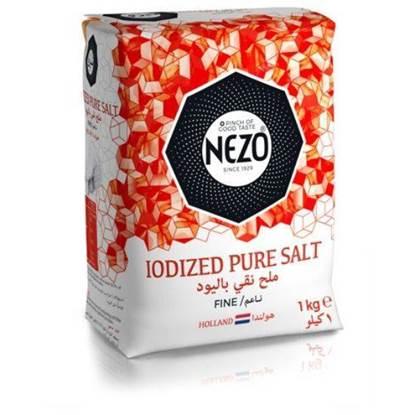 Picture of Nezo Iodized Pure Salt 1 kg