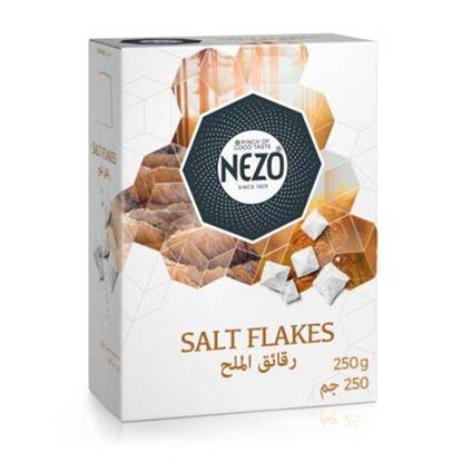 Picture of Nezo Gourmet Salt flakes 250 gr
