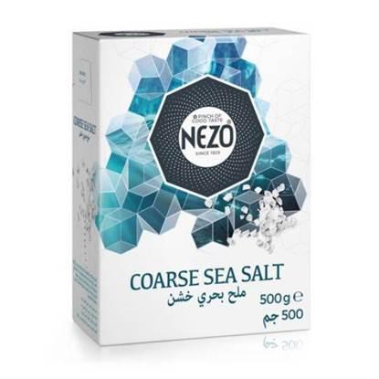 Picture of Nezo Sea Salt Extra Coarse 500 gr