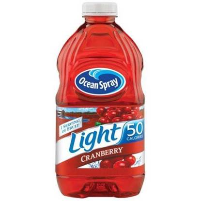 Picture of Ocean Spray Light Cranberry Juice 1.89 Ltr