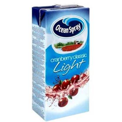 Picture of Ocean Spray Cranberry Light 1 Ltr