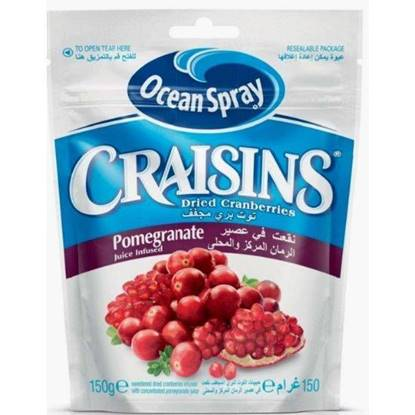 Picture of Ocean Spray -Craisins Pomegranate 150 gr