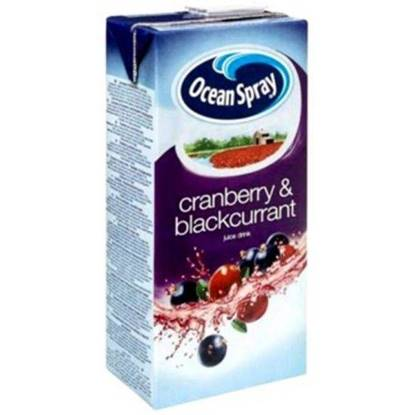 Picture of Ocean Spray Cranberry/Blackcurrant 1 Ltr