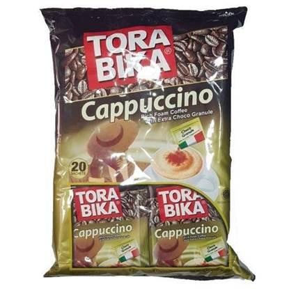 Picture of Torabika Cappuccino Box 20 sachets 25 gr
