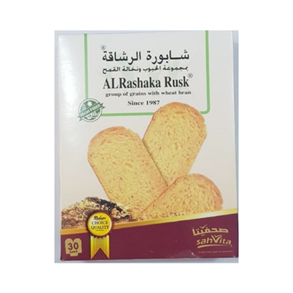Picture of Al Rashaka Seed Rusk Seeds Flour 420 gr
