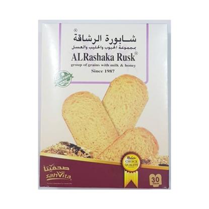 Picture of Al Rashaka Seed Rusk Milk & Honey 420 gr