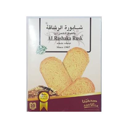 Picture of Al Rashaka Seed Rusk Whole Meal 420 gr