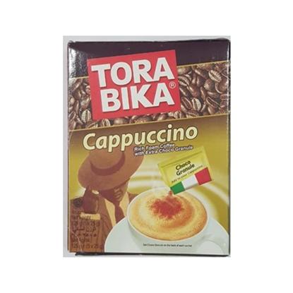 Picture of Torabika Cappuccino Box 5 sachets 25 gr