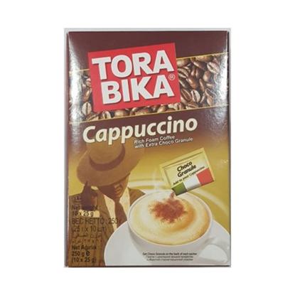 Picture of Torabika Cappuccino Box 10 sachets 25 gr
