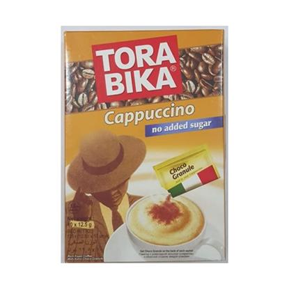 Picture of Torabika Cappuccino box No Sugar 10 sachets 12.5 gr