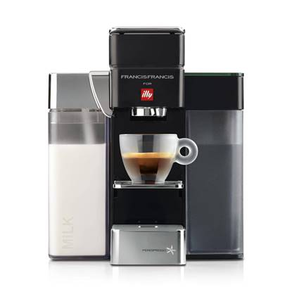 Picture of Y5 illy Coffee Machine milk touch iperespresso