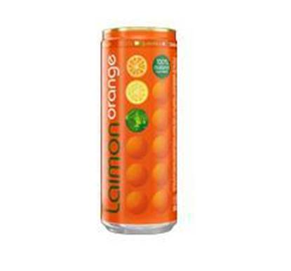 Picture of LAIMON ORANGE 100% NATURAL  DRINK 330 ML