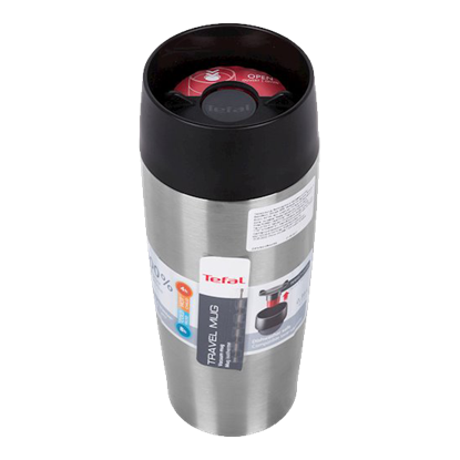 Picture of K3080114-TEFAL TRAVEL MUG 0.36L SST TEF