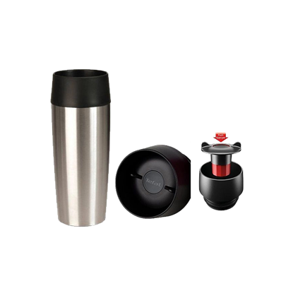 Picture of K3080214-TEFAL TRAVEL MUG GR 0.5L SST TEF