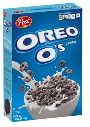 Picture of Post Breakfast  OREO  O`s Cereal  311g