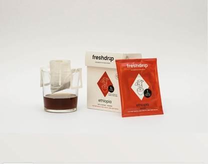 Picture of Single filtered coffee Ethiopia (medium roast)