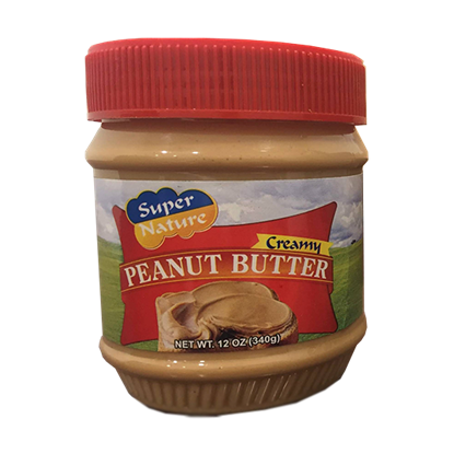 Picture of Super Natural Peanut butter Creamy 340g