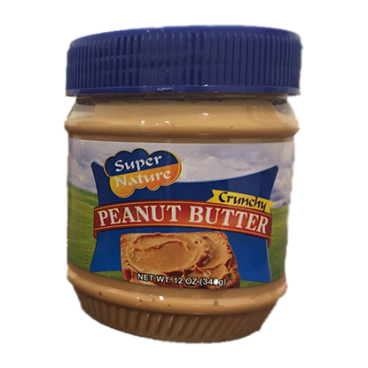 Picture of Super Natural Peanut butter Crunchy  340g